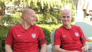 Michael Bradley and Brad Guzan: Growing Up in Chicago