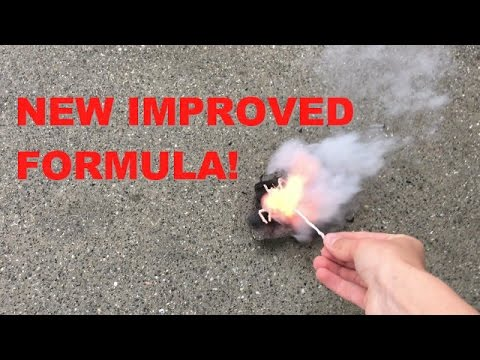 How To Make A Slow Burning Fuse At Home New Improved Formula