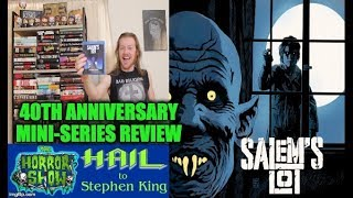 Salem's Lot CBS Television Mini-Series: 40th Anniversary Review - Hail To Stephen KIng