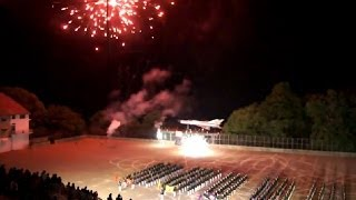 Sherwood College Nainital : School Song & Indian National Anthem + Closing Fireworks