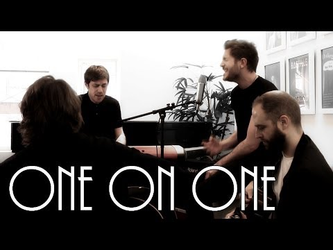ONE ON ONE: Fenech-Soler April 4th, 2014 New York City Full Session mp3