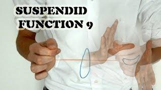 Function 9 tutorial Suspendid Calen Morellispiegazione Magia elastico sparisce floating rubber band