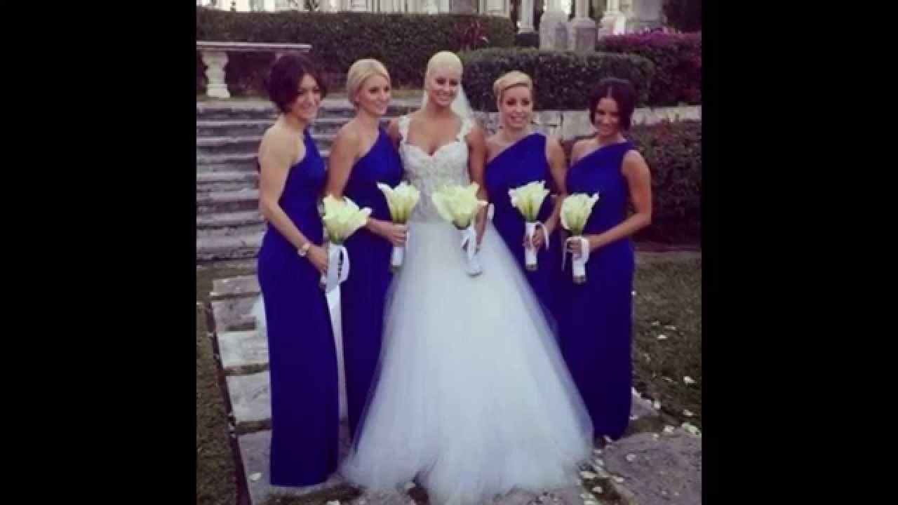 Maryse And The Miz Wedding Youtube