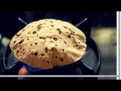 How To Make Soft Roti (Indian Bread) In 3 Different Ways By Ayesha - ayeshasworld786.blogspot.com