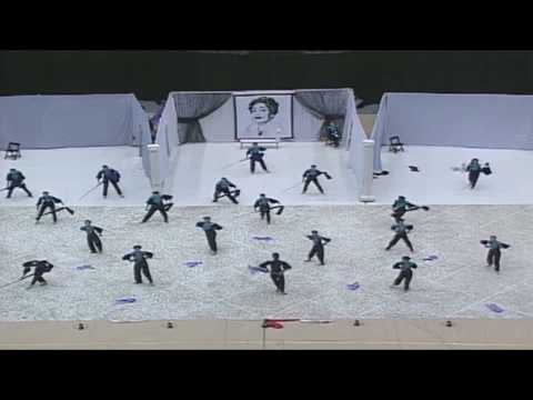 "1998 Taravella HS ""Mommie Dearest"" WGI finals performance"