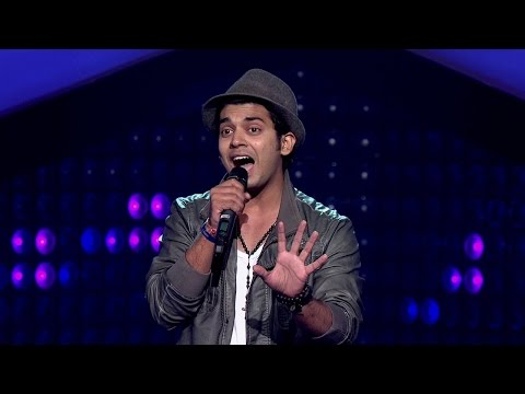 Thumbnail: The Voice India - Sam Chandel Performance in Blind Auditions