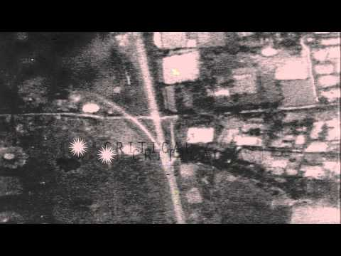 United States jet fighter bomber aircraft attacks North Vietnam Communication and...HD Stock Footage