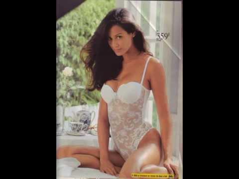 1980s Catalogue Underwear Models