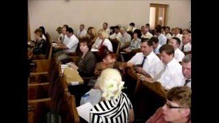 Выездное совещание с Александром Якобсоном в Лельчицах - 2007 год