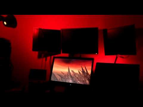 Philips Hue lights + software + games = AWESOME