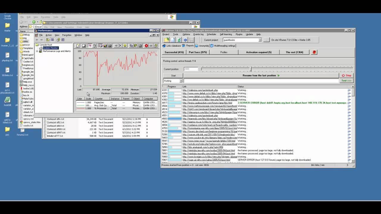 Xrumer tutorial регистрация в каталогах Углич