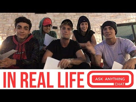 Most Requested Live with Romeo - #MostRequestedLive Ask Anything Chat: In Real Life