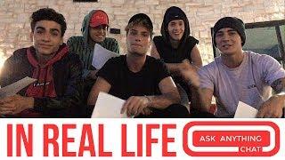 In Real Life Talk Celebrity Crushes & CRAZY AF