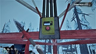 The Long Dark: Signal To Noise (Shortwave Towers Locations) - Wintermute Redux