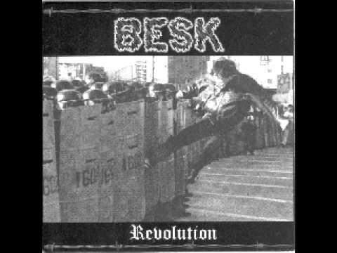 Besk - Revolution EP