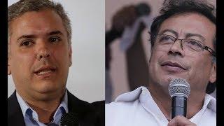 Análisis de candidatos presidenciales Colombia 2018