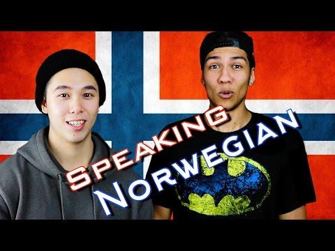Canadians try to speak Norwegian FT Leoh The Hero