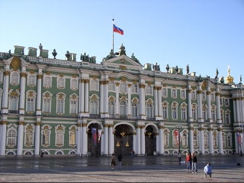 Russie (Historical Places, Moscou, St.Petersbourg)