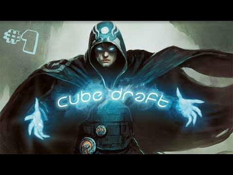 Vintage cube draft @ Goblin - 1