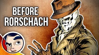 "Before Watchmen Rorschach ""His Failure"" - Complete Story (DC Rebirth) 