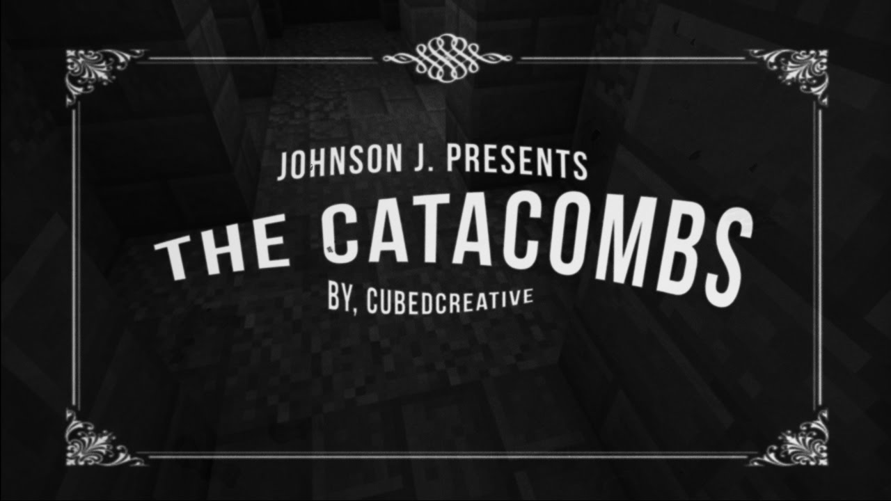 Minecraft Halloween Map Paris Catacombs By Cubed Community
