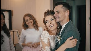 Трогательное свадебное видео. Андрей и Людмила