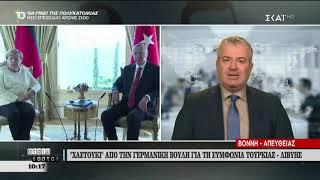 Αταίριαστοι   Χαστούκι από την γερμανική βουλή για τη συμφωνία Τουρκίας-Λιβύης   24/01/2020
