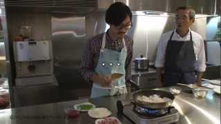 """週プレNo.16掲載!WPBが提案する""""オトコの料理""""第4弾!! まったくの初心..."""