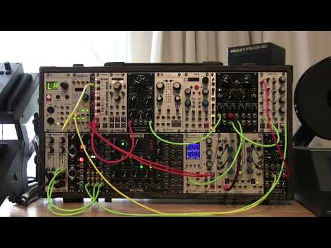 The Sound Of The Object.  3 Hours Of Generative Modular Ambient