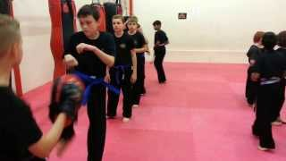 Kids Kickboxing Classes Poynton (Shantiacademy.co.uk)
