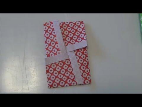 クリスマス 折り紙 折り紙 ポチ袋 : youtube.com