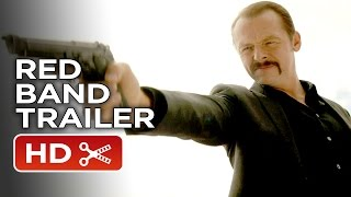 Kill Me Three Times Official Red Band Trailer (2015) - Simon Pegg Action Comedy HD