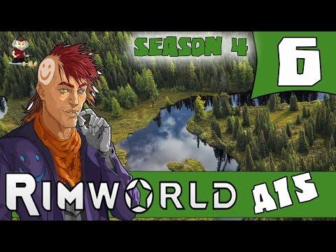 THE DIVORCE!! - RIMWORLD ALPHA 15 Let's Play - Season 4 - Ep.6 - Rimworld A15 Gameplay