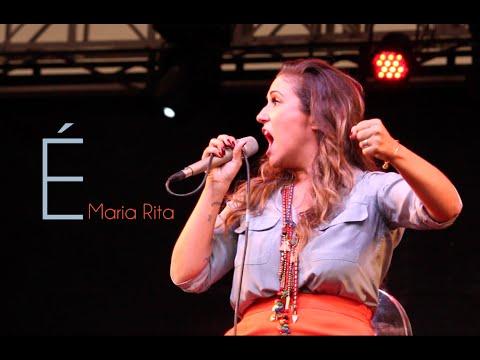 Maria Rita - É - Sesc Itaquera - 130316
