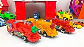 Carritos para Niños - Trenes Infantiles - Camión Transportador