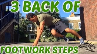 how to bicycle pumps shuffles merengue   bboy footwork tutorial   how to breakdance   basics