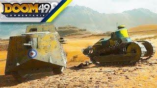 BATTLEFIELD 1 - Talking Tanks Episode 3