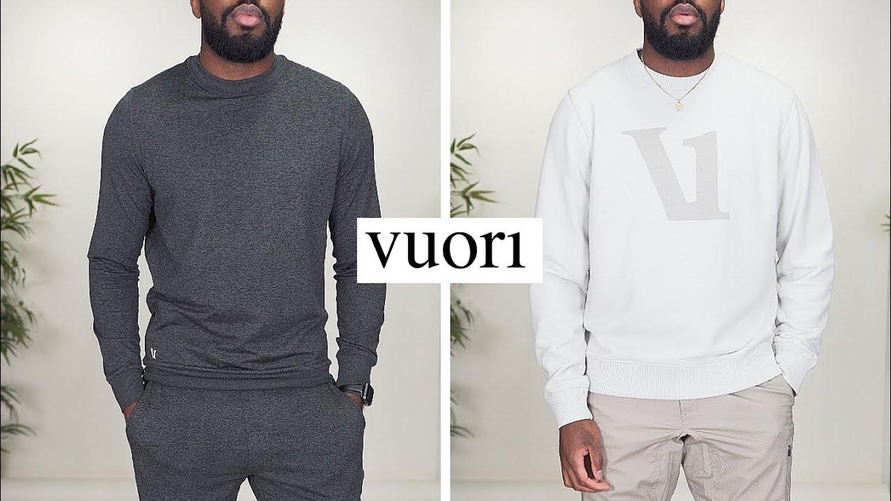 Comfortable & Stylish Performance Apparel Outfits feat. Vuori | Men's Fashion