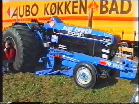 Tractor Pulling EC Erkelenz-Holzweiler (D) 1997 by Jens Nieting