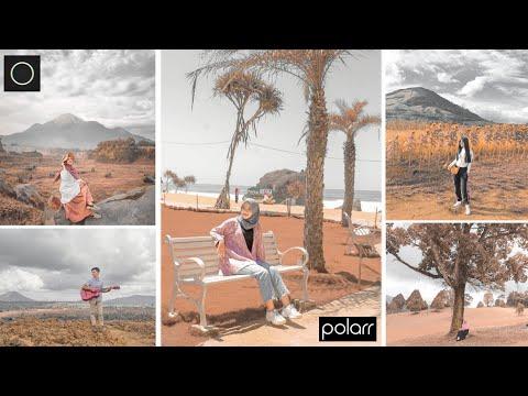 Cara Edit Foto Menggunakan Hp | Kekinian Ala Selebgram | Tutorial Polarr
