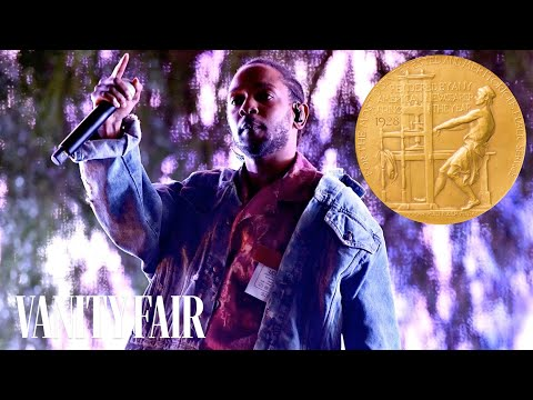 How Kendrick Lamar Won the Pulitzer Prize | Vanity Fair