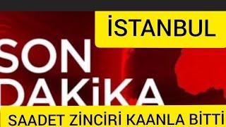 SONDAKİKA İstanbul'da çifte ölüumde 'saadet zinciri' iddiası