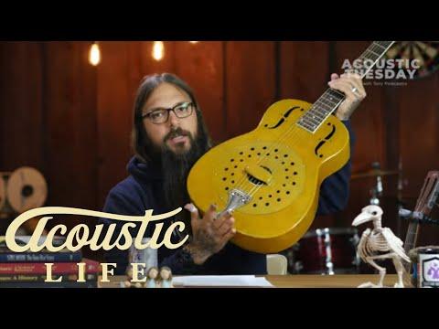 Your QuickStart Guide To Resonator Guitars