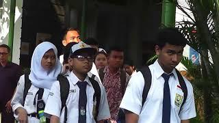 APEL KEREN PEMBUKAAN MPLS SMAN 81 JAKARTA 16 JULI 2018