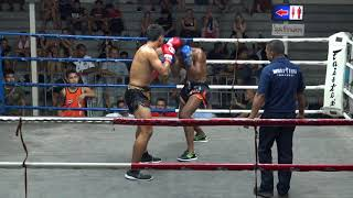 Boxing: Ploidaeng TigerMuayThai vs Leklai DragonMuayThai 20/7/18