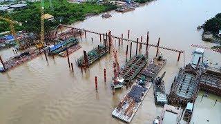 Dự án chống ngập ở TP. Hồ Chí Minh phấn đấu về đích đầu quý II/2018