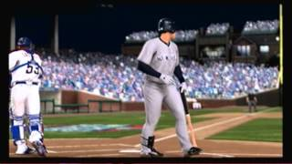 MLB 13 the Show - Chicago Cubs Win The World Series