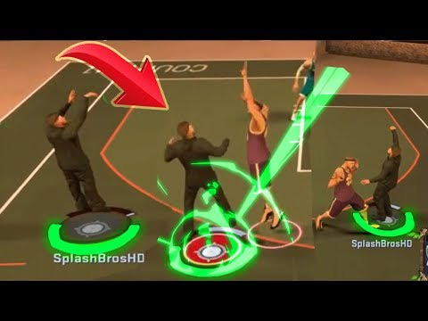THE FASTEST JUMPSHOT IN 2K ! UNGUARDABLE QUICK RELEASE GREENLIGHT TOP JUMP SHOTS nba 2k17 mypark