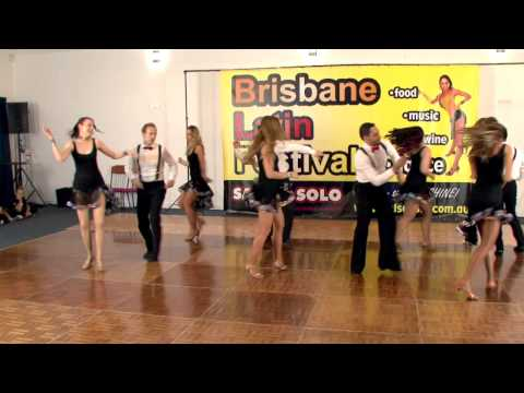02   Brisbane Mambo Revelation -- Mariano Neris & His Brisbane Mambo Revelation