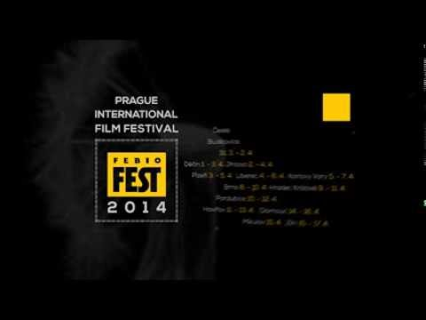 Znělka Febiofestu 2014 /// IFF Prague - Febiofest 2014 trailer